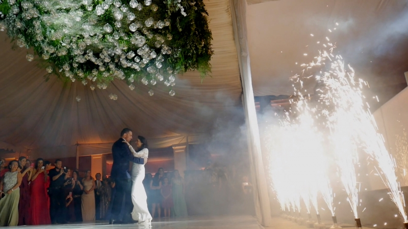 Intercontinental San Salvador Wedding Video, Wedding Videographer Filmmaker
