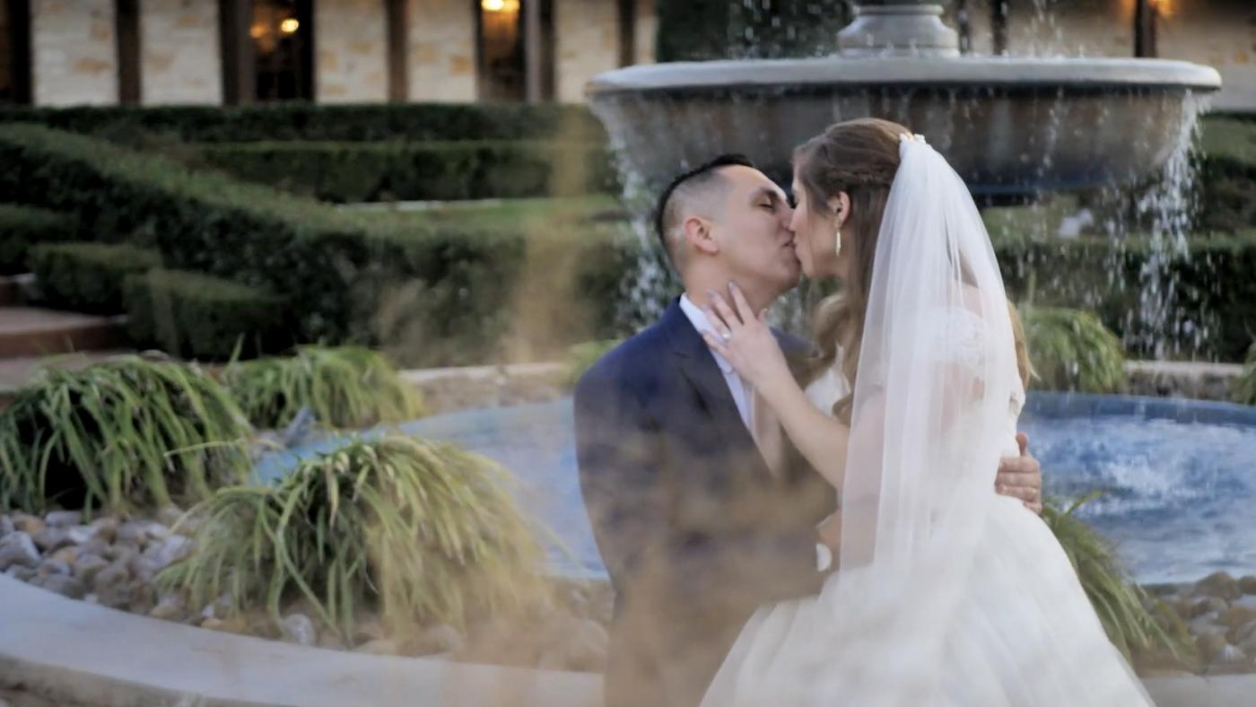The Springs Katy Wedding Video Highlights