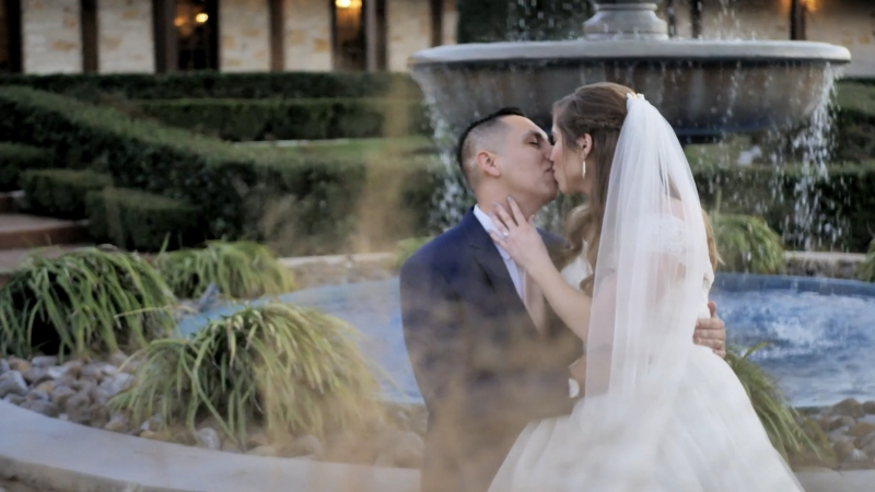 The Springs Katy Wedding Video Highlights